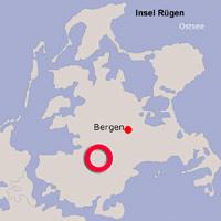Karte Lage Samtens