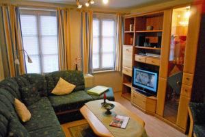 Wohnraum der Wohnung Gingst 4
