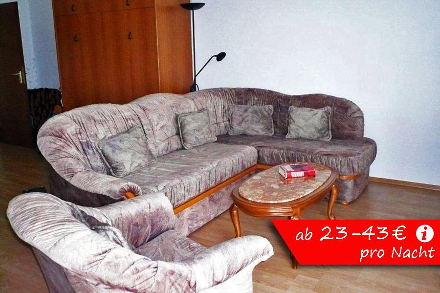 Wohnzimmer Fewo W06