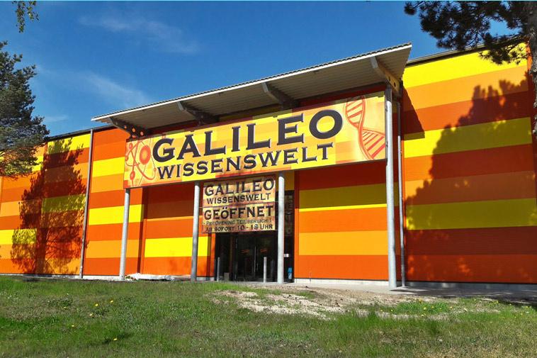 GALILEO Wissenswelt Rügen