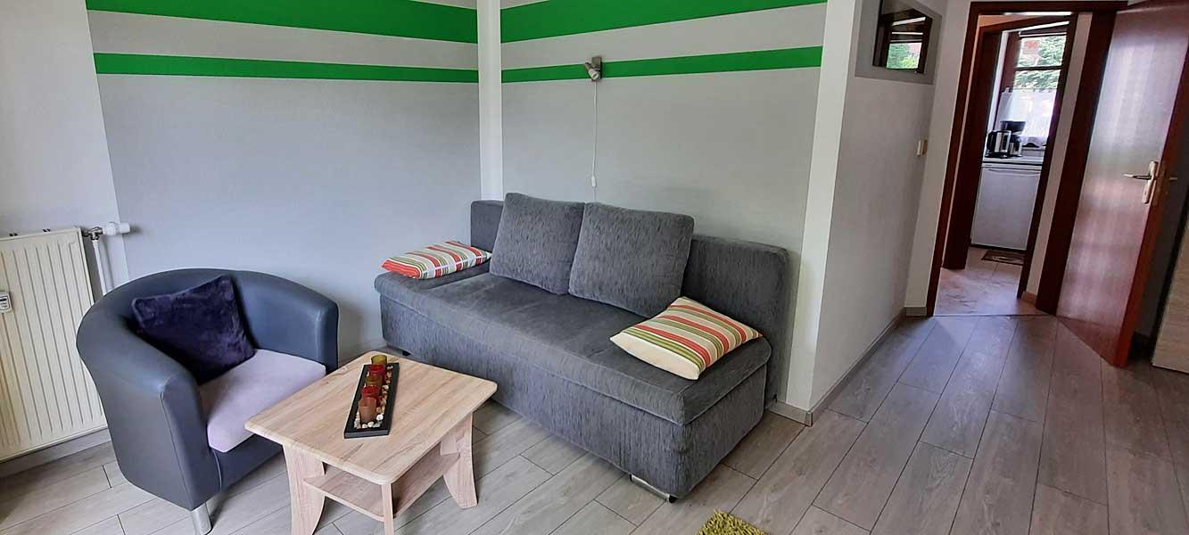 Wohnzimmer Fewo A01